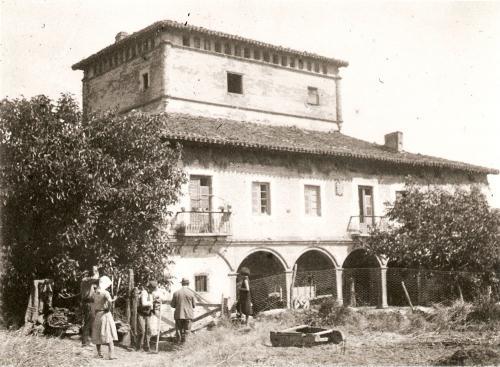 Torre de Murga Foto Antigua
